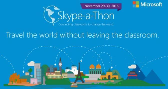 Skypeathon 2017